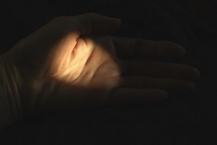 Speed of Light, freeze frame from video